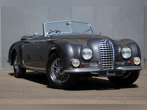 1948 Talbot Lago T26 Record Graber RHD For Sale (picture 1 of 12)
