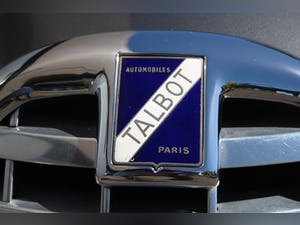 1948 Talbot Lago T26 Record Graber RHD For Sale (picture 8 of 12)