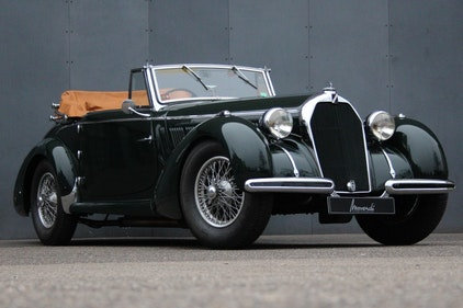Picture of 1937 Talbot Lago T150 S Lago Spéciale RHD For Sale