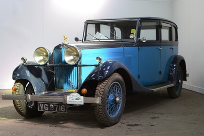 Picture of 1935 Talbot AW75 Six-Light Saloon For Sale by Auction