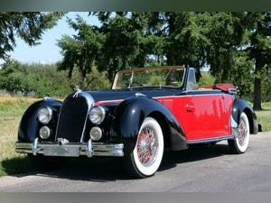 1948 Talbot Lago T26 Record Cabriolet d Usine For Sale (picture 1 of 6)