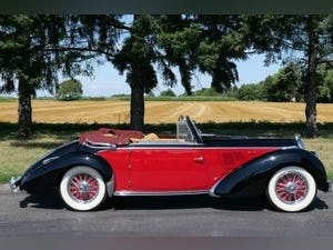1948 Talbot Lago T26 Record Cabriolet d Usine For Sale (picture 2 of 6)