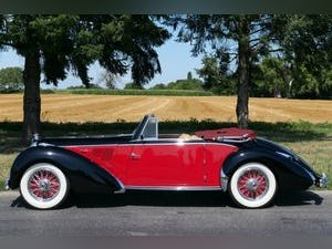 1948 Talbot Lago T26 Record Cabriolet d Usine For Sale (picture 3 of 6)