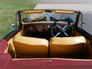 1948 Talbot Lago T26 Record Cabriolet d Usine For Sale (picture 4 of 6)