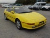 TOYOTA MR2 RARE YELLOW T-BAR G LIMITED 2.0 AUTOMATIC *