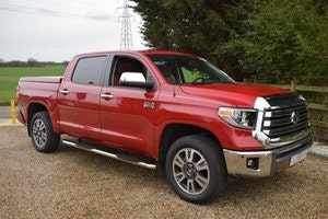 Picture of 2018 Toyota Tundra CrewMax 5.7i V8 1794 Edition SOLD