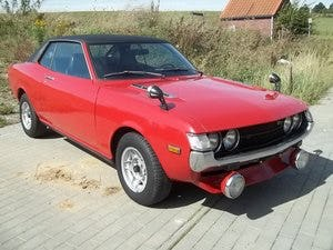 1973 Toyota Celica TA22 1600ST  1 owner from new For Sale (picture 1 of 6)