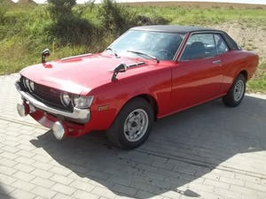1973 Toyota Celica TA22 1600ST  1 owner from new For Sale (picture 4 of 6)