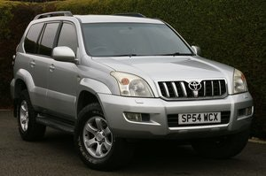 Picture of 2004 Toyota Land Cruiser 3.0 D4D LC3 Manual SOLD