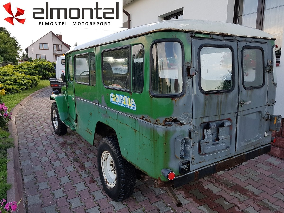 1982 TOYOTA Land Cruiser BJ45 3.4D For Sale (picture 4 of 6)