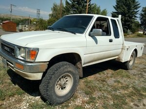 Picture of 1991 Toyota Pickup SOLD by Auction