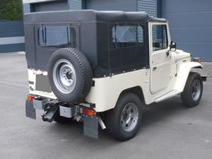 1978 TOYOTA LAND CRUISER FJ40 softtop petrol For Sale (picture 4 of 21)