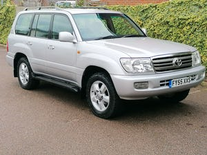2005 05/55Toyota Landcruiser Amazon 4.2 TD VX Manual For Sale (picture 3 of 6)