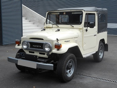 Picture of 1978 TOYOTA LAND CRUISER FJ40 softtop petrol For Sale