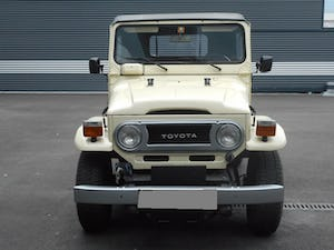 1978 TOYOTA LAND CRUISER FJ40 softtop petrol For Sale (picture 7 of 21)
