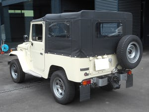 1978 TOYOTA LAND CRUISER FJ40 softtop petrol For Sale (picture 13 of 21)