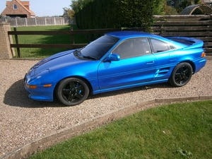 1990 Toyota mk2 MR2. Hardtop. Japanese import For Sale (picture 1 of 9)