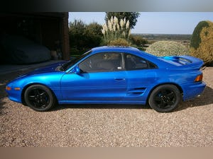 1990 Toyota mk2 MR2. Hardtop. Japanese import For Sale (picture 2 of 9)