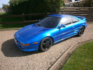 1990 Toyota mk2 MR2. Hardtop. Japanese import For Sale (picture 9 of 9)