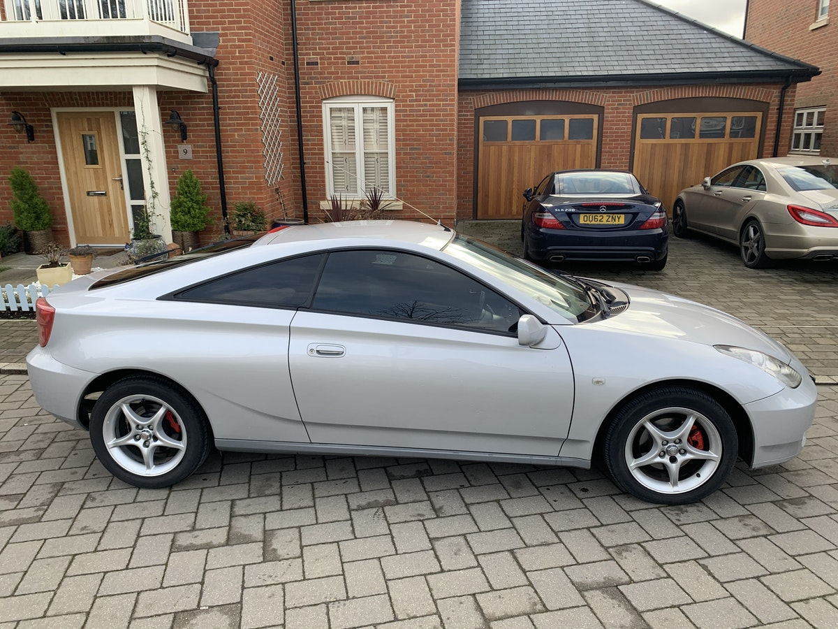 2004 Toyota Celica 1.8 - Full service history For Sale (picture 2 of 12)