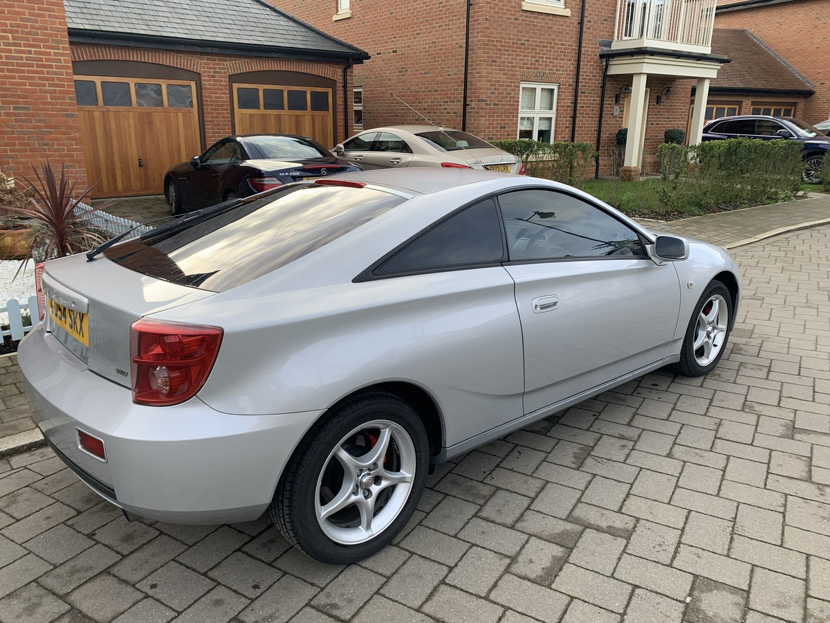 2004 Toyota Celica 1.8 - Full service history For Sale (picture 5 of 12)