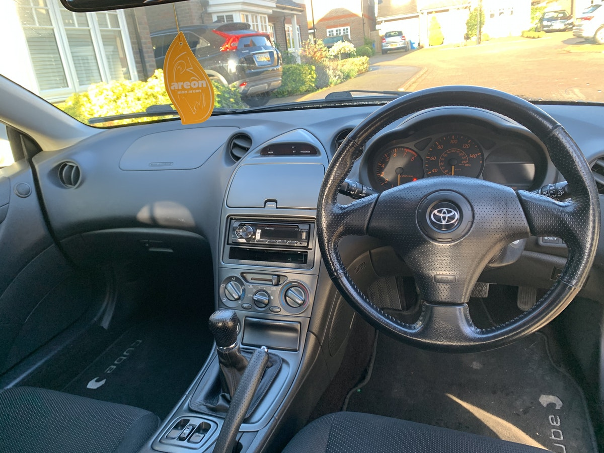 2004 Toyota Celica 1.8 - Full service history For Sale (picture 11 of 12)