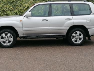 Picture of 2005 05/05toyota landcruiser amazon 4.2 td vx manual For Sale