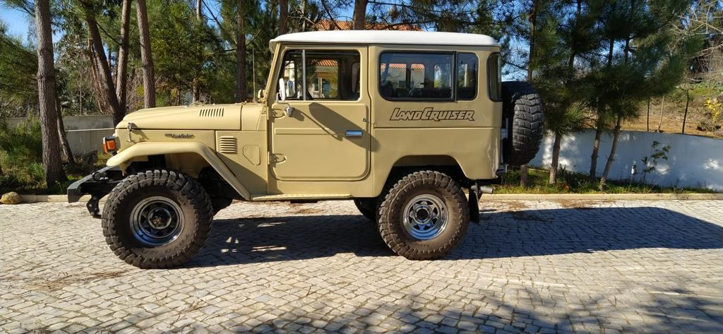 1985 Quality restored Toyota BJ40 For Sale (picture 1 of 12)