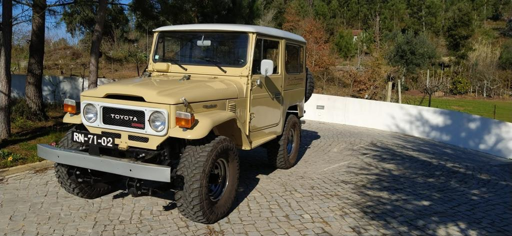 1985 Quality restored Toyota BJ40 For Sale (picture 3 of 12)