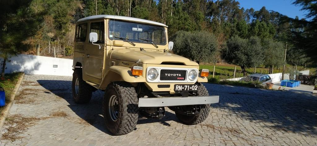 1985 Quality restored Toyota BJ40 For Sale (picture 4 of 12)