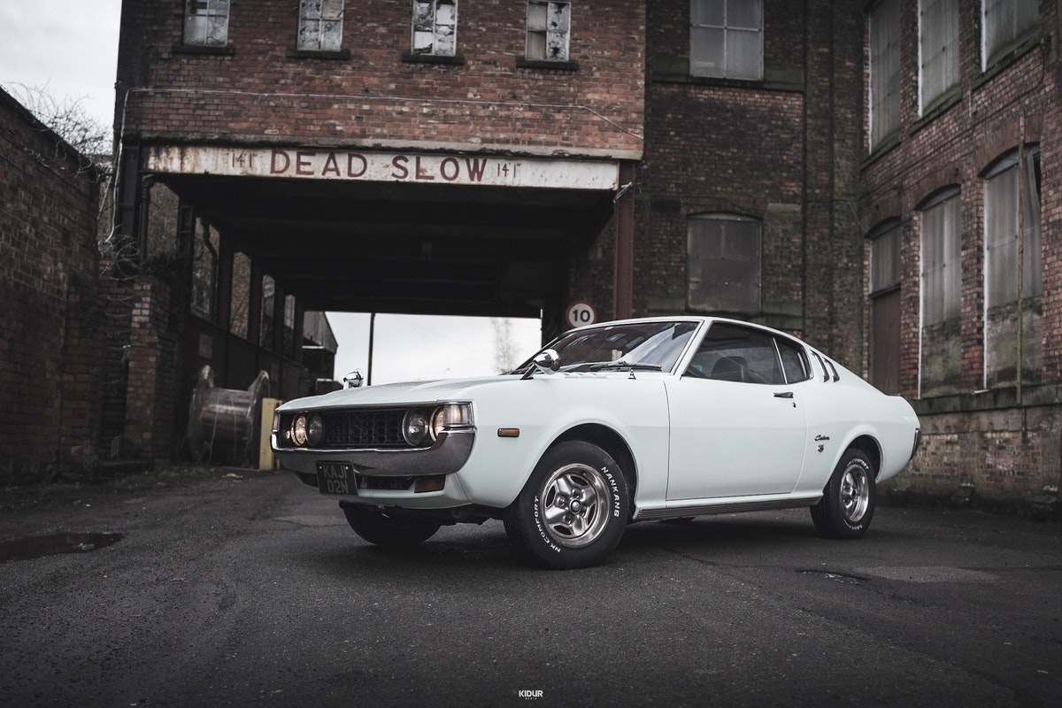 1975 Toyota Celica RA25 Fastback JDM For Sale (picture 1 of 12)