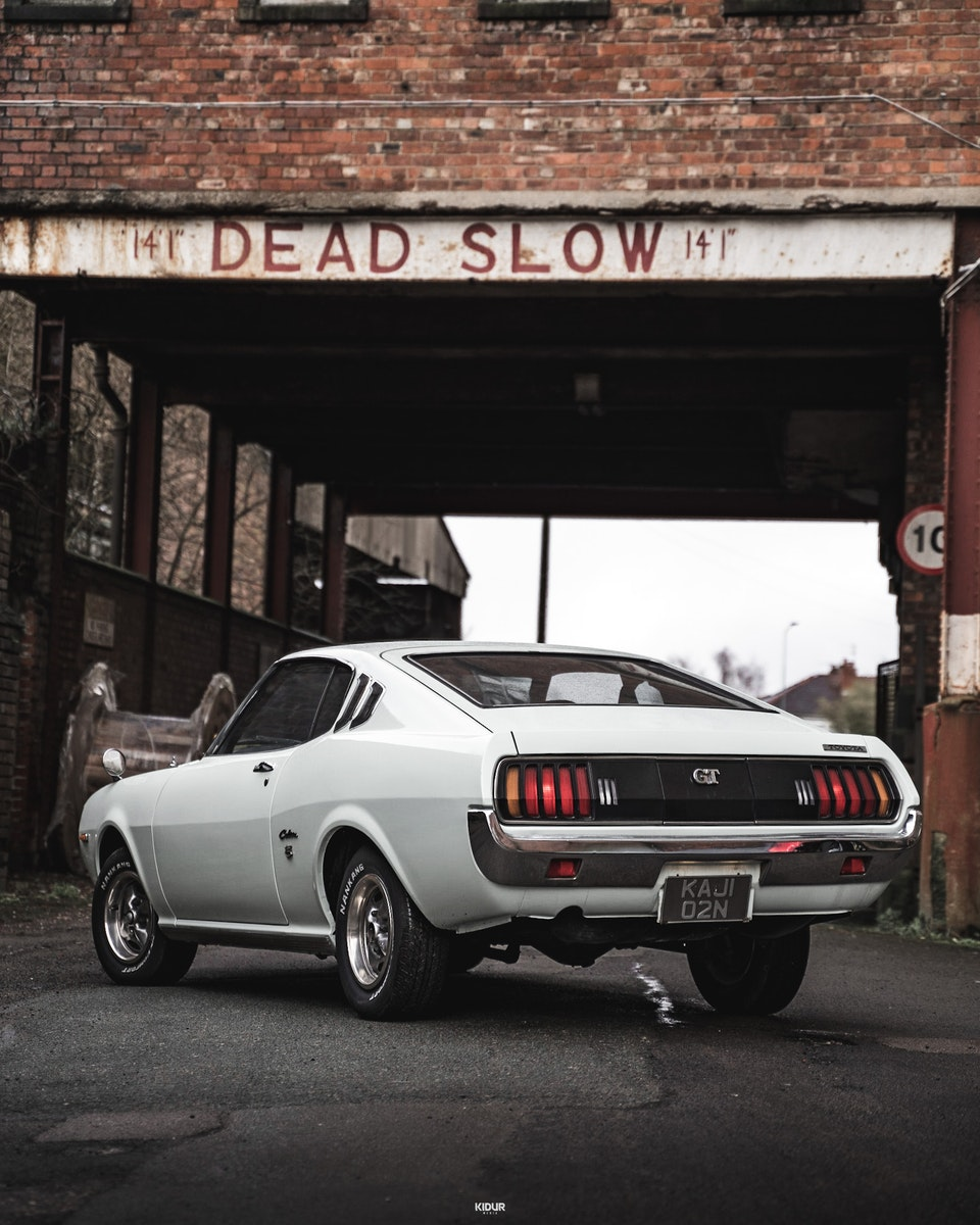 1975 Toyota Celica RA25 Fastback JDM For Sale (picture 5 of 12)