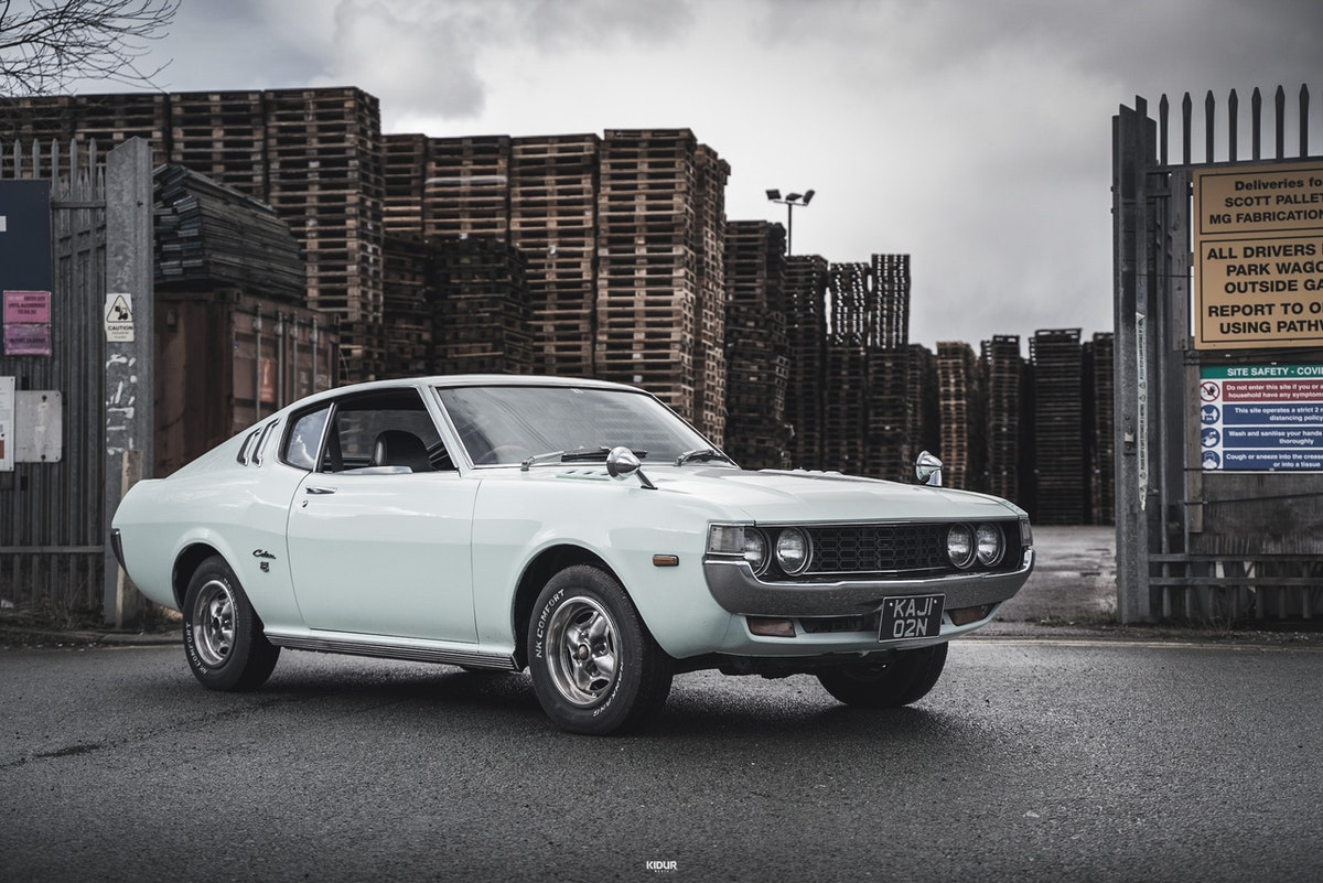1975 Toyota Celica RA25 Fastback JDM For Sale (picture 9 of 12)