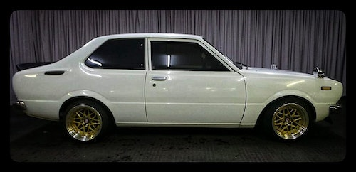 Picture of 1980 Toyota Corolla 2 Door 1600 Twin cam DOHC For Sale