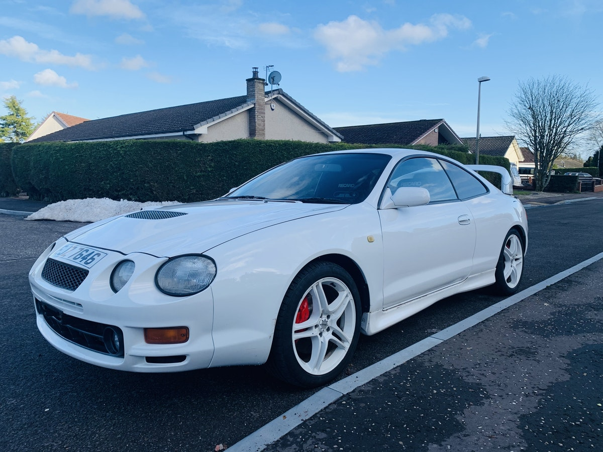 1994 Toyota Celica GT-Four WRC For Sale (picture 1 of 12)