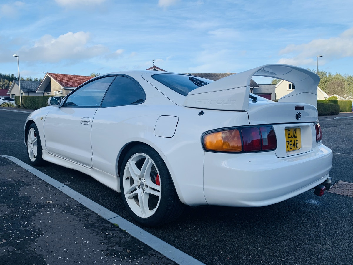 1994 Toyota Celica GT-Four WRC For Sale (picture 7 of 12)