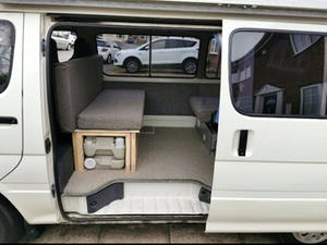 1993 Beautiful Toyota Hiace Campervan For Sale (picture 6 of 9)