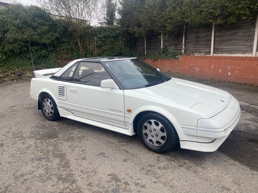 Picture of 1987 Toyota MR2 MK1 Supercharger Manual T Bar - **DEPOSIT TAKEN** For Sale