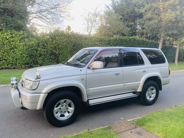 Picture of 1996 / P Toyota Hilux Surf SSR-X 3.0 TD Auto Gen 3 For Sale