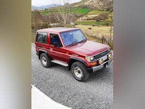 1990 Toyota Landcruiser LJ70 SOLD (picture 2 of 8)