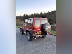 1990 Toyota Landcruiser LJ70 SOLD (picture 6 of 8)
