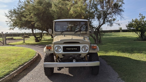 Picture of 1979 RHD fj40 Landcruiser hardtop 2F petrol For Sale