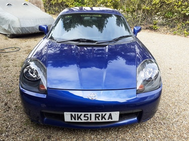 Picture of 2001 Toyota MR2 Blue NK51RKA For Sale