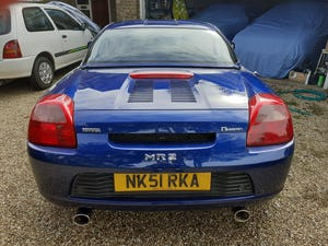2001 Toyota MR2 Blue NK51RKA For Sale (picture 2 of 12)