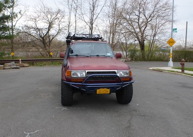 Picture of 1991 Toyota Land Cruiser FJ80 Fully Loaded A Driver For Sale