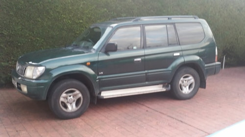 Picture of Toyota Landcruiser Colorado 3.4VX  2000 (W) PETROL/LPG For Sale