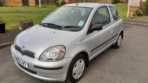 Picture of 2001 Toyota Yaris Prime example low miles For Sale
