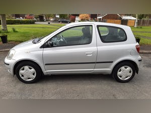 2001 Toyota Yaris Prime example low miles For Sale (picture 3 of 8)