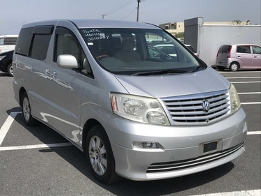 Picture of 2002 Toyota Alphard - 8 Seater MPV - Very Low Mileage For Sale