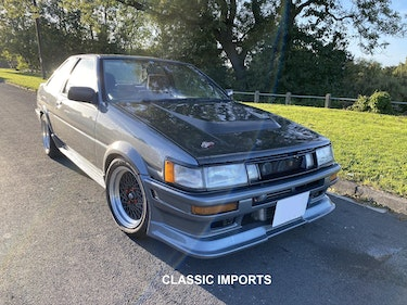 Picture of 1987 D-Reg Toyota Corolla AE86 GT *Turbo* Twincam For Sale